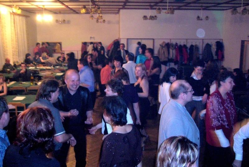 Hasičský ples